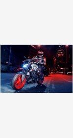 2020 Yamaha MT-03 for sale 201009504