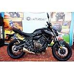 2020 Yamaha MT-07 for sale 200806636