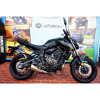 2020 Yamaha MT-07 for sale 200806636