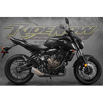 2020 Yamaha MT-07 for sale 200864032