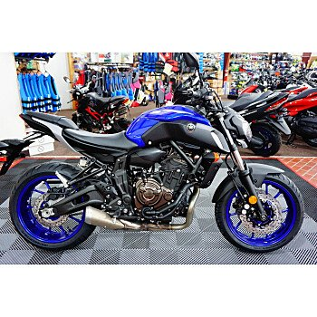 2020 Yamaha MT-07 for sale 200877889