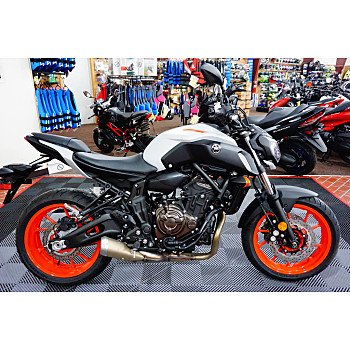 2020 Yamaha MT-07 for sale 200877893