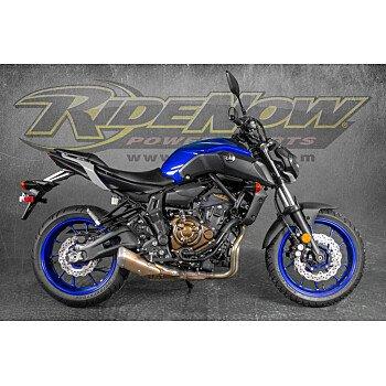 2020 Yamaha MT-07 for sale 200912633