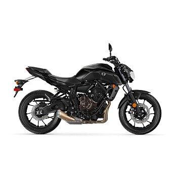 2020 Yamaha MT-07 for sale 200932138