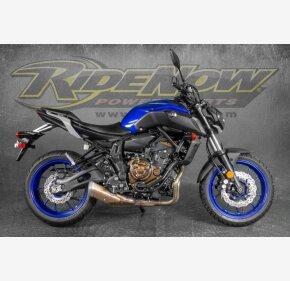 2020 Yamaha MT-07 for sale 200936893