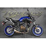 2020 Yamaha MT-07 for sale 200936903