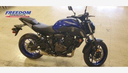 2020 Yamaha MT-07 for sale 200983426