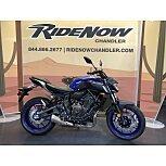 2020 Yamaha MT-07 for sale 201014381