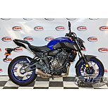 2020 Yamaha MT-07 for sale 201042857
