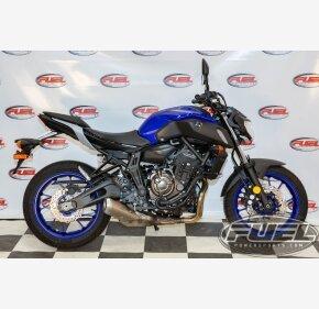 2020 Yamaha MT-07 for sale 201042857