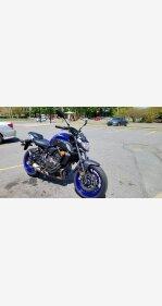 2020 Yamaha MT-07 for sale 201075297