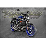 2020 Yamaha MT-07 for sale 201087960