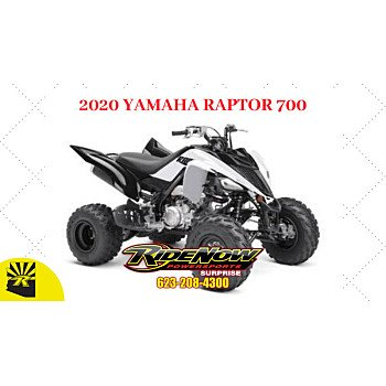 2020 Yamaha Raptor 700 for sale 200839378