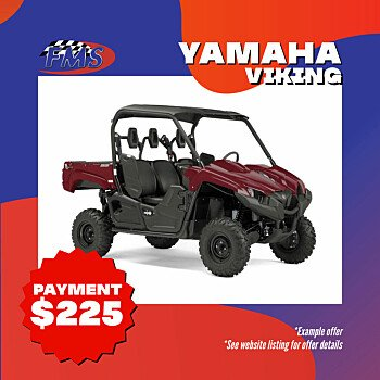 2020 Yamaha Viking for sale 200939653
