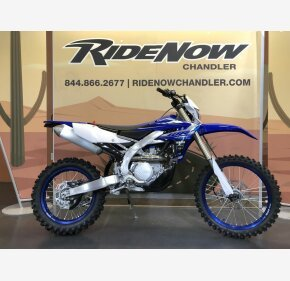 2020 Yamaha WR450F for sale 200915137