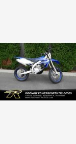 2020 Yamaha WR450F for sale 200939037
