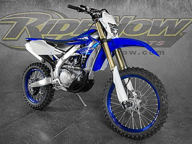 2020 Yamaha WR450F for sale 200939037