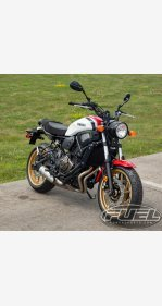 2020 Yamaha XSR700 for sale 200912522