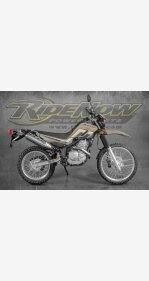 2020 Yamaha XT250 for sale 200937461