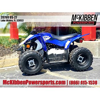 2020 Yamaha YFZ50 for sale 200885713