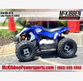 2020 Yamaha YFZ50 for sale 200971392