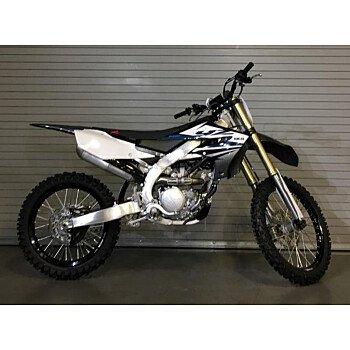 2020 Yamaha YZ250F for sale 200789050