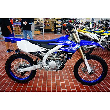 2020 Yamaha YZ250F for sale 200806744