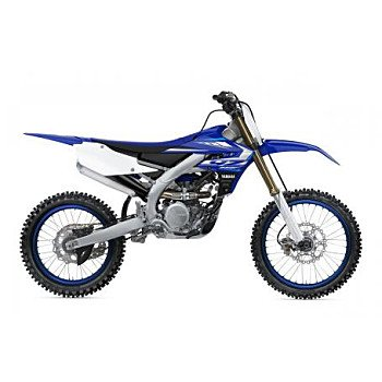 2020 Yamaha YZ250F for sale 201000037