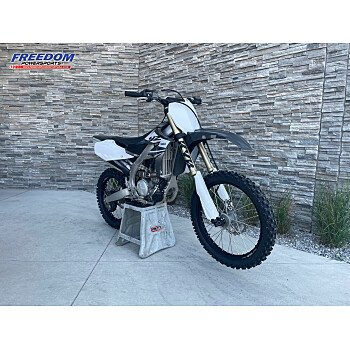 2020 Yamaha YZ250F for sale 201090879