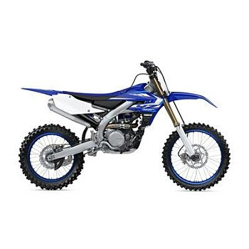 2020 Yamaha YZ450F for sale 200790884