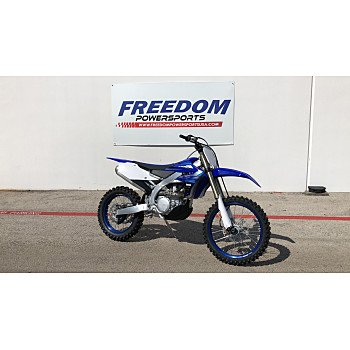 2020 Yamaha YZ450F X for sale 200865736