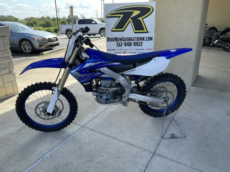 2020 Yamaha YZ450F for sale 201146944