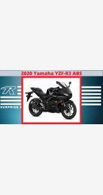 2020 Yamaha YZF-R3 for sale 200848117