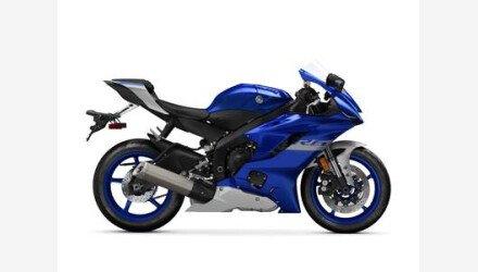 2020 Yamaha YZF-R6 for sale 200824249