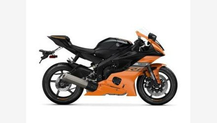 2020 Yamaha YZF-R6 for sale 200826590