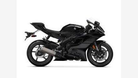 2020 Yamaha YZF-R6 for sale 200842142