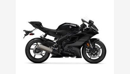 2020 Yamaha YZF-R6 for sale 200842144