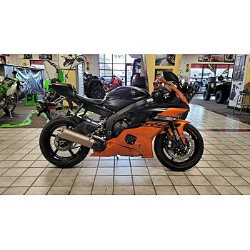 2020 Yamaha YZF-R6 for sale 200881263