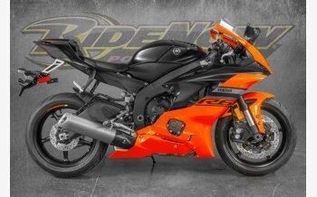 2020 Yamaha YZF-R6 for sale 200944047