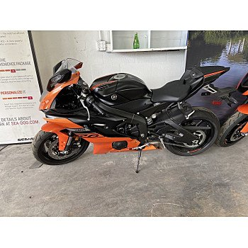 2020 Yamaha YZF-R6 for sale 201016984