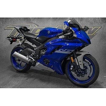 2020 Yamaha YZF-R6 for sale 201034845