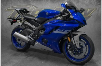 2020 Yamaha YZF-R6 for sale 201043574
