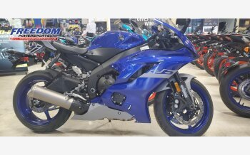 2020 Yamaha YZF-R6 for sale 201049344