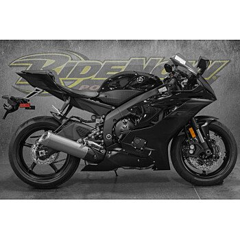 2020 Yamaha YZF-R6 for sale 201050016