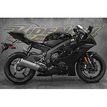 2020 Yamaha YZF-R6 for sale 201055000