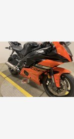 2020 Yamaha YZF-R6 for sale 201065642