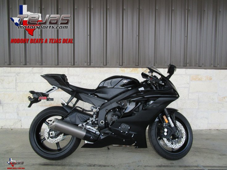 2020 Yamaha YZF-R6 for sale 201070226