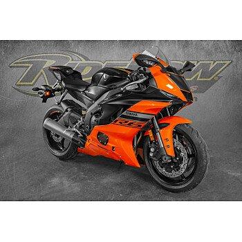 2020 Yamaha YZF-R6 for sale 201071467