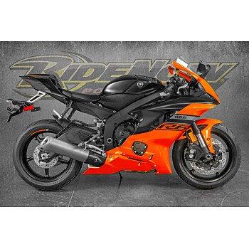 2020 Yamaha YZF-R6 for sale 201100486