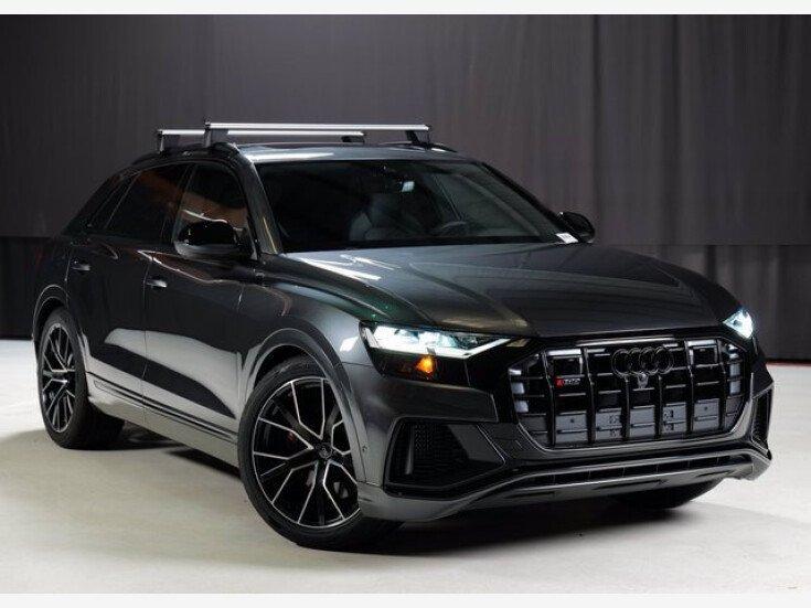 2021 Audi SQ8 Premium Plus for sale 101492312